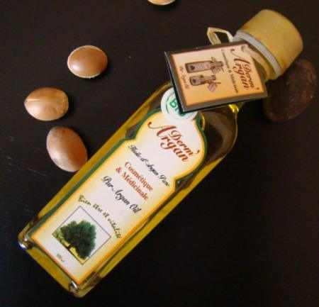 Argan oil cosmetic 100ml
