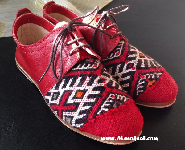 Berber shoes