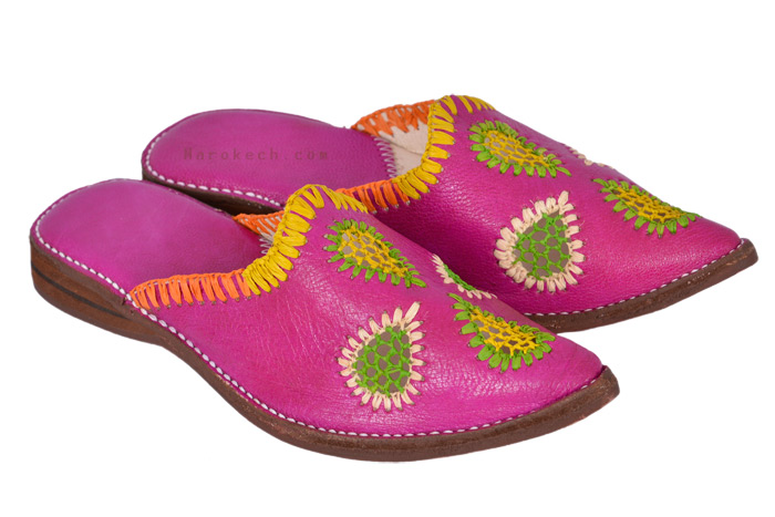 Esmeralda slippers