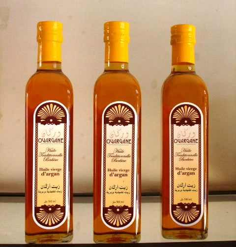 Argan oil edible 250ml