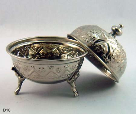 Fes sugar bowl