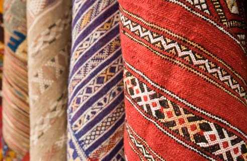 Moroccan rugs and carpets